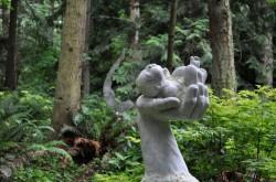 sculpture by Sabah Al-Dhaher