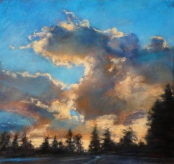 Hamilton, Janet_Magic Clouds_15h x17w