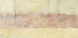 Shaw-Starkovich, Beverly_ Fallo' Bianco(White Mist)12h x 24w