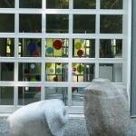 "Verena Schwippert, ""Avium"", Carved Granite"
