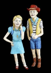 """Dick and Jane"" by Sue Roberts"